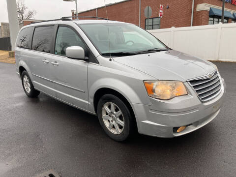 2010 Chrysler Town and Country for sale at Michaels Used Cars Inc. in East Lansdowne PA