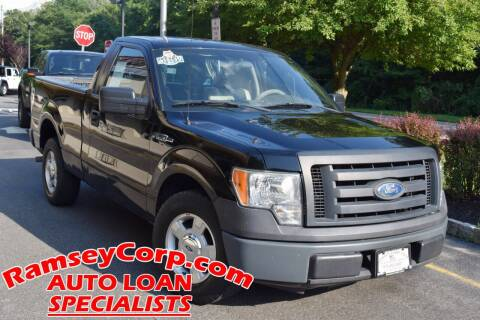 2009 Ford F-150 for sale at Ramsey Corp. in West Milford NJ