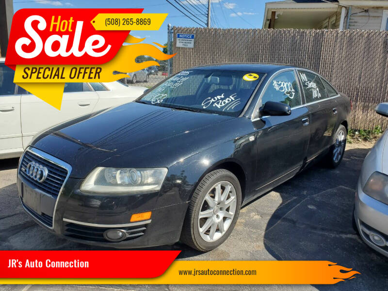 2005 Audi A6 for sale at JR's Auto Connection in Hudson NH