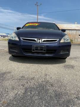 2006 Honda Accord for sale at Driver's Choice in Sherman TX