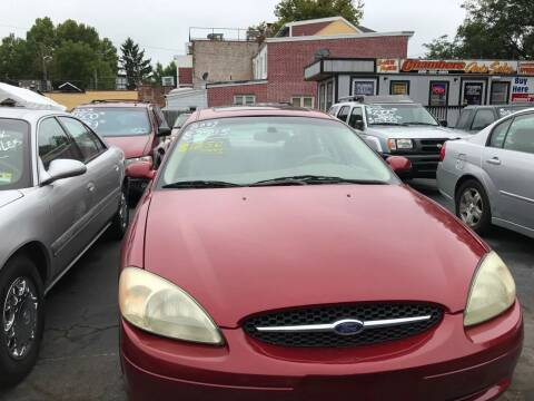 2003 Ford Taurus for sale at Chambers Auto Sales LLC in Trenton NJ