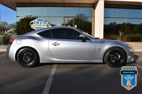 2017 Toyota 86 for sale at GOLDIES MOTORS in Phoenix AZ