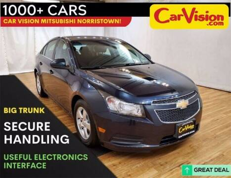 2014 Chevrolet Cruze for sale at Car Vision Buying Center in Norristown PA