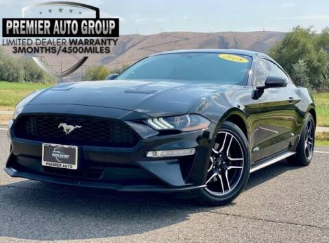 2018 Ford Mustang for sale at Premier Auto Group in Union Gap WA