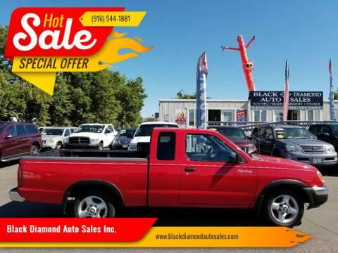 2000 Nissan Frontier for sale at Black Diamond Auto Sales Inc. in Rancho Cordova CA