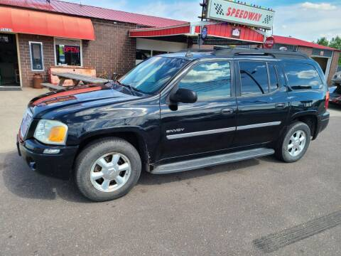 2006 GMC Envoy XL for sale at Rum River Auto Sales in Cambridge MN