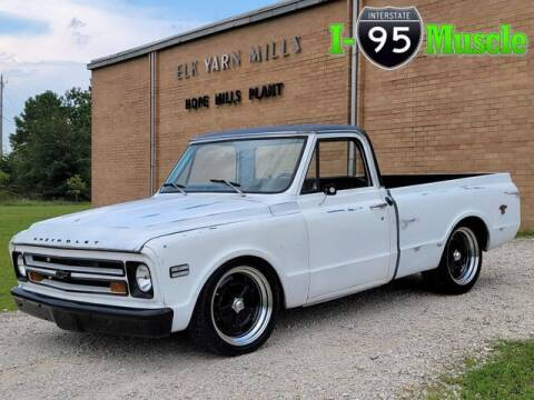 1972 GMC C/K 1500 Series for sale at I-95 Muscle in Hope Mills NC