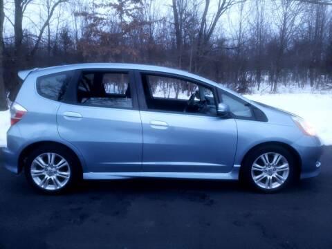 2011 Honda Fit for sale at Joe Scurti Sales in Lambertville NJ