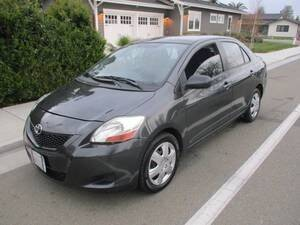 2009 Toyota Yaris for sale at Inspec Auto in San Jose CA