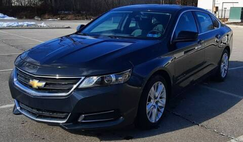 2015 Chevrolet Impala for sale at J & J Used Auto in Jackson MI