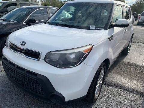 2014 Kia Soul for sale at Drive Now Motors in Sumter SC