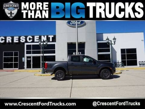 2020 Ford Ranger for sale at Crescent Ford in Harahan LA