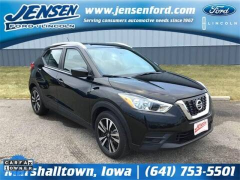 2019 Nissan Kicks for sale at JENSEN FORD LINCOLN MERCURY in Marshalltown IA