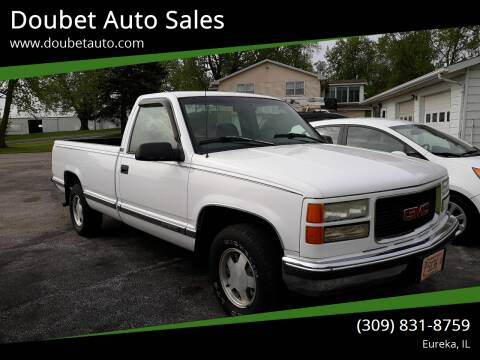 1997 GMC Sierra 1500 for sale at Doubet Auto Sales in Eureka IL