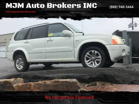 2005 Suzuki XL7 for sale at MJM Auto Brokers INC in Gloucester MA