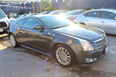 2011 Cadillac CTS for sale at Good Vibes Auto Sales in North Hollywood CA