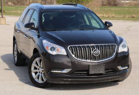 2013 Buick Enclave for sale at Big O Auto LLC in Omaha NE