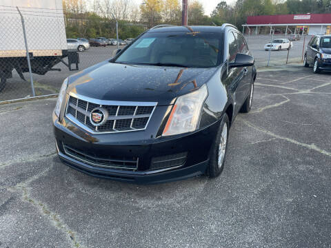 2012 Cadillac SRX for sale at Certified Motors LLC in Mableton GA