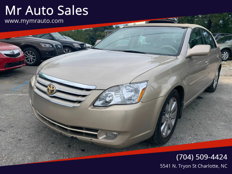 2007 Toyota Avalon for sale at Mr Auto Sales in Charlotte NC