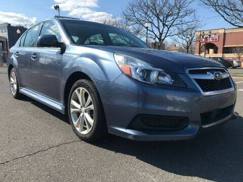 2013 Subaru Legacy for sale at Bluesky Auto in Bound Brook NJ