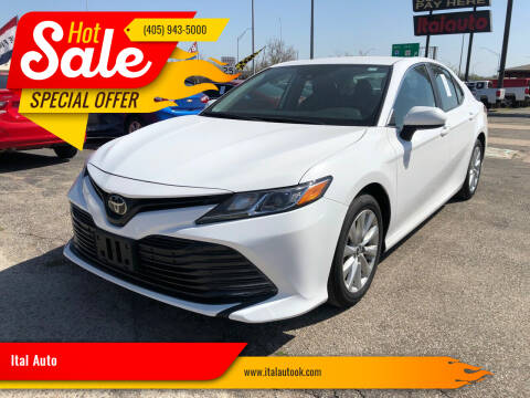 2020 Toyota Camry for sale at Ital Auto in Oklahoma City OK