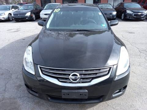 2010 Nissan Altima Hybrid for sale at Official Auto Sales in Plaistow NH