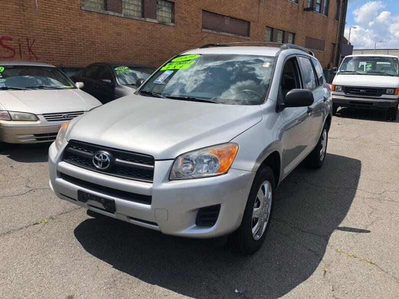 2009 Toyota RAV4 for sale at Rockland Center Enterprises in Roxbury MA