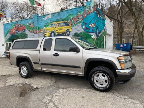 2006 Chevrolet Colorado for sale at Showcase Motors in Pittsburgh PA