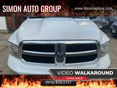 2015 RAM Ram Pickup 1500 for sale at Simon Auto Group in Newark NJ
