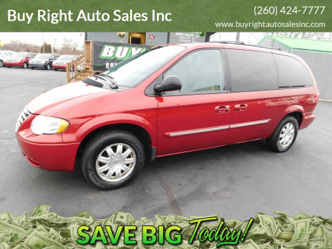 2007 Chrysler Town and Country for sale at Buy Right Auto Sales Inc in Fort Wayne IN