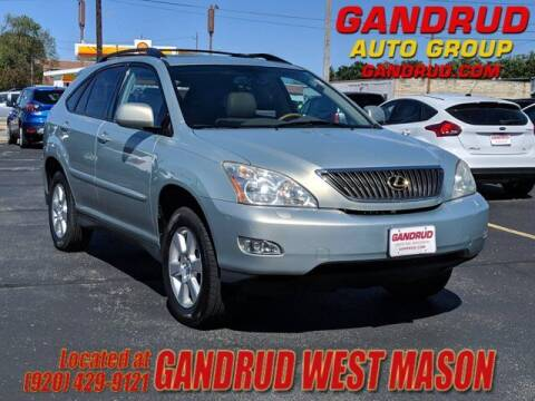2004 Lexus RX 330 for sale at GANDRUD CHEVROLET in Green Bay WI