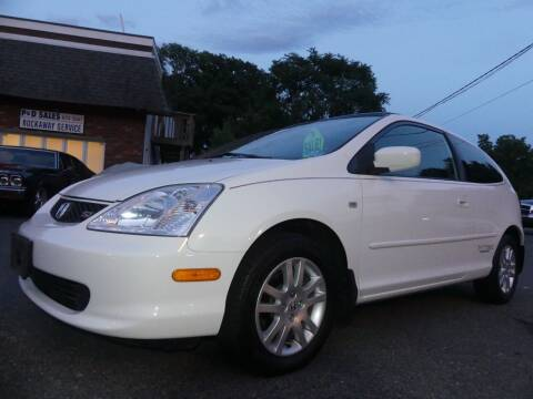 2002 Honda Civic for sale at P&D Sales in Rockaway NJ
