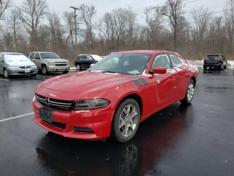 2015 Dodge Charger for sale at White's Honda Toyota of Lima in Lima OH