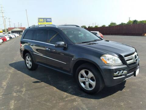 2011 Mercedes-Benz GL-Class for sale at Reliable Wheels Used Cars in West Chicago IL