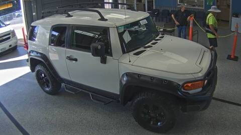 2008 Toyota FJ Cruiser for sale at Schneck Motor Company in Plano TX