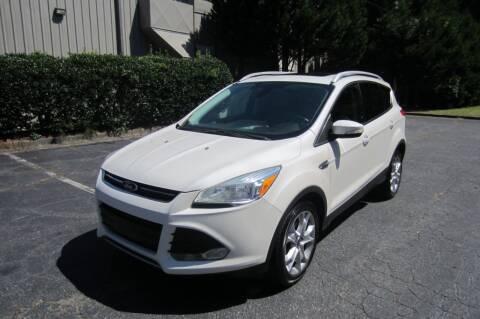 2015 Ford Escape for sale at Key Auto Center in Marietta GA