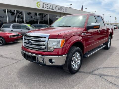 2014 Ford F-150 for sale at Ideal Cars in Mesa AZ