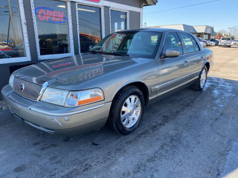 2003 Mercury Grand Marquis for sale at Martins Auto Sales in Shelbyville KY