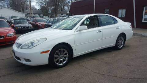 2004 Lexus ES 330 for sale at B Quality Auto Check in Englewood CO