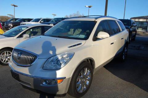 2012 Buick Enclave for sale at Modern Motors - Thomasville INC in Thomasville NC