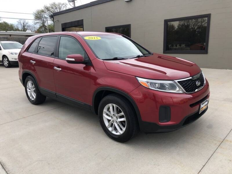 2015 Kia Sorento for sale at Tigerland Motors in Sedalia MO
