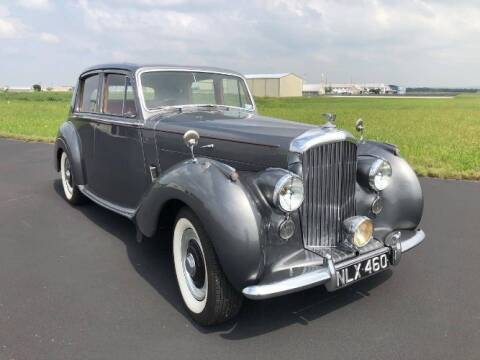 1953 Bentley R-Type for sale at Classic Car Deals in Cadillac MI