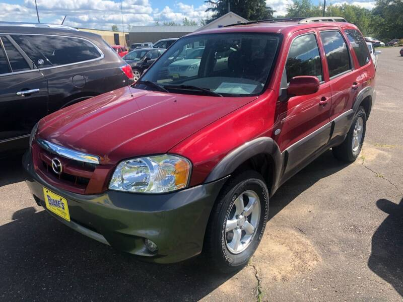 2006 Mazda Tribute for sale at Blakes Auto Sales in Rice Lake WI