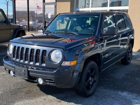 2015 Jeep Patriot for sale at MAGIC AUTO SALES - Magic Auto Prestige in South Hackensack NJ