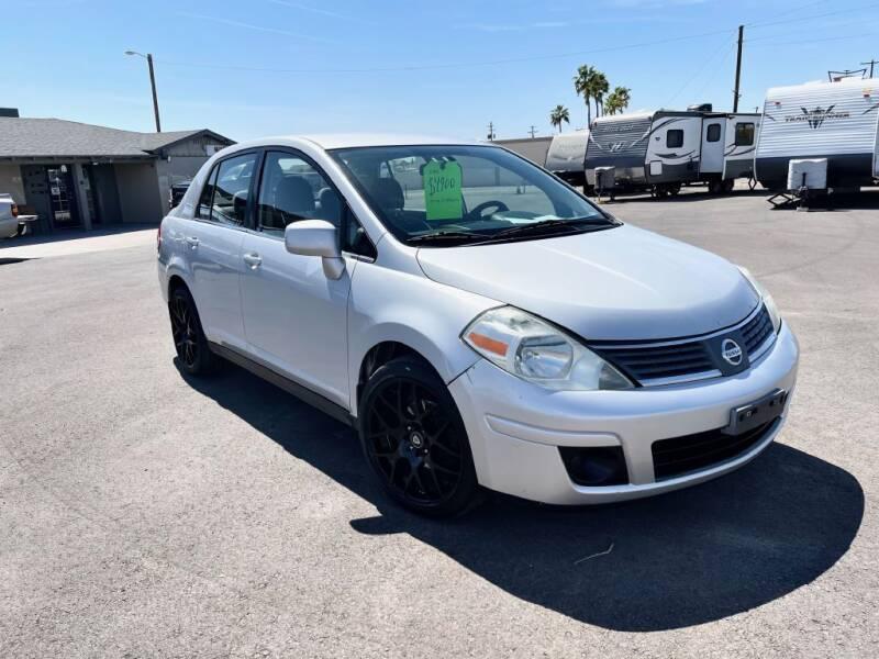2008 Nissan Sentra for sale at Mesa AZ Auto Sales in Apache Junction AZ