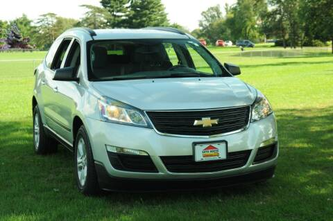 2016 Chevrolet Traverse for sale at Auto House Superstore in Terre Haute IN