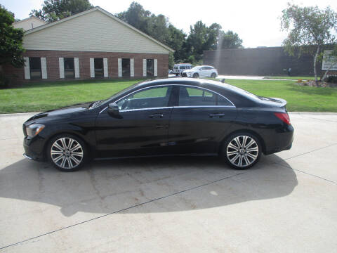 2018 Mercedes-Benz CLA for sale at Lease Car Sales 2 in Warrensville Heights OH