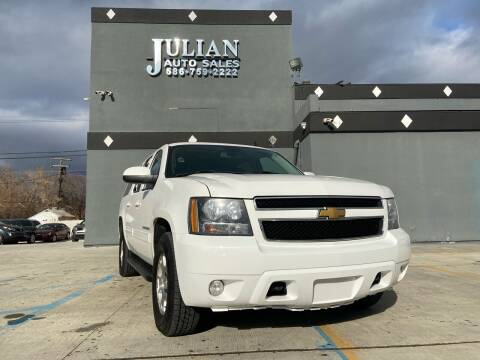 2014 Chevrolet Suburban for sale at Julian Auto Sales, Inc. in Warren MI