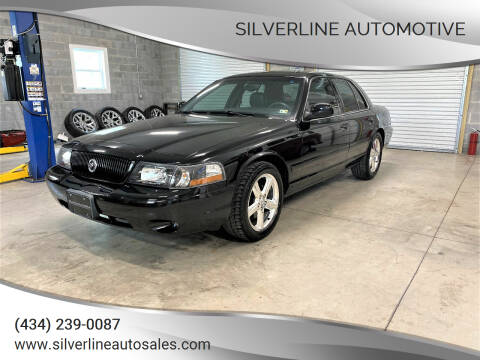 2003 Mercury Marauder for sale at Silverline Automotive in Lynchburg VA