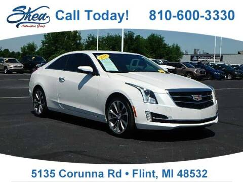 2018 Cadillac ATS for sale at Jamie Sells Cars 810 in Flint MI